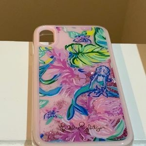 NWT fit phone XR  LILLY PULITZER